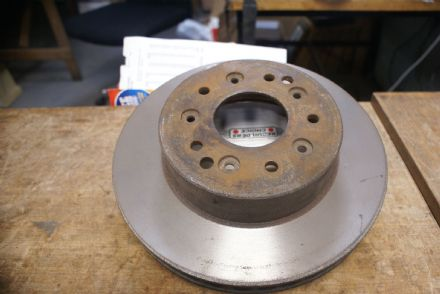 "Rear 12"" Brake Disc,Used"